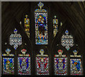 SO8318 : Lady Chapel window S.III, Gloucester Cathedral by Julian P Guffogg