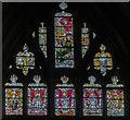 SO8318 : Lady Chapel window N.III, Gloucester Cathedral by Julian P Guffogg