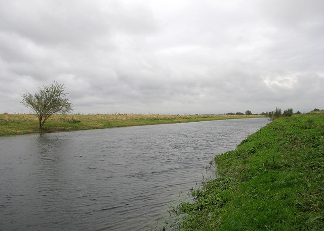 Sutton Gault: the New Bedford River
