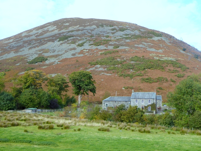 House at the foot of Carrock Fell