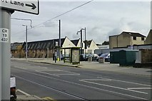 SK5236 : Bus stop on Chilwell High Road by David Lally