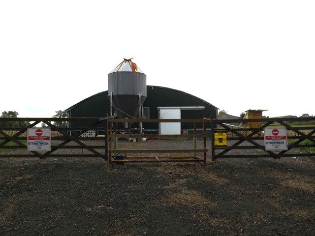 Poultry Unit off Common Road