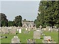 TL8682 : Thetford cemetery by Adrian S Pye