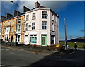 SH5800 : Late Victorian corner building in Tywyn by Jaggery