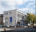 TQ3086 : Holloway Police Station by Julian Osley