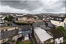 W6771 : View from Elizabeth Fort, Cork by David P Howard