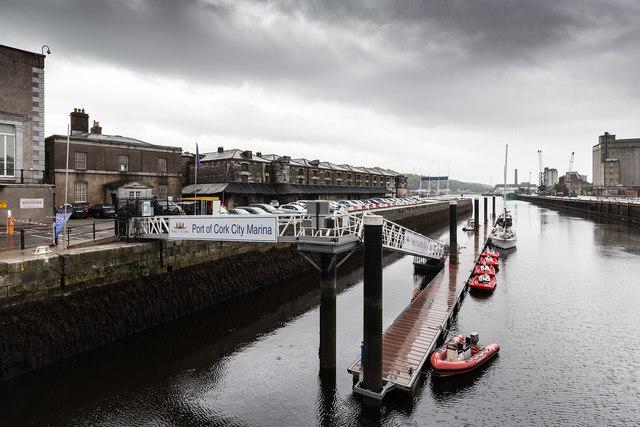 Port of Cork City Marina