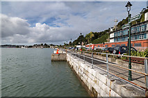 W7966 : Quayside walk, Cobh by David P Howard