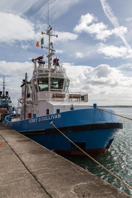 Gerry O'Sullivan, Cobh