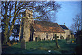 TG1617 : Felthorpe church 1958 by Mike Dodman