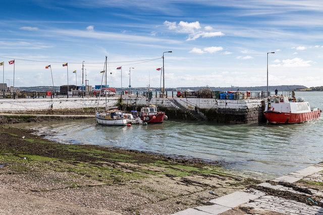 Old Harbour, Cobh