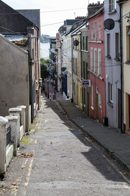 Lower Midleton Street, Cobh