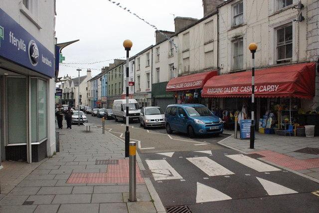 Market Street, Holyhead