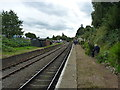 SO7289 : From the northern end of the platform at Eardington halt by Richard Law