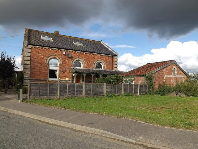 Former Bunwell Methodist Chapel
