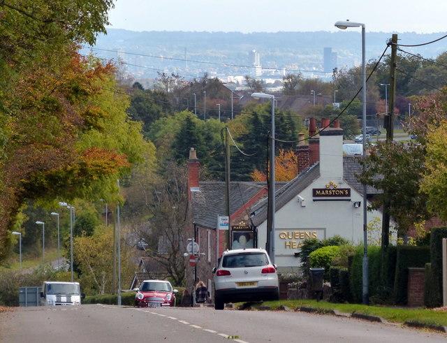 Queens Head in Markfield