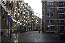 TQ3480 : Gun Wharf, Wapping High Street by Ian Taylor