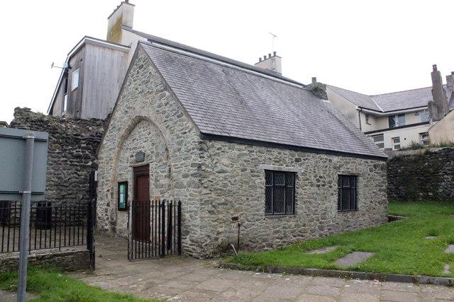 Eglwys y Bedd, Holyhead