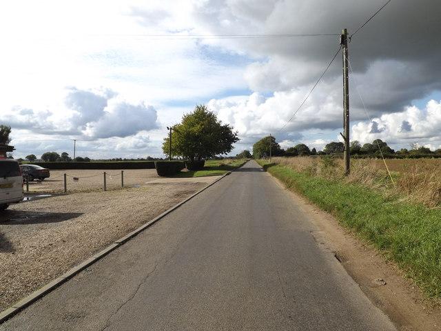 Mill Road, Carleton Rode