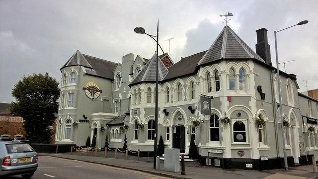 The Great Western Hotel, Swindon