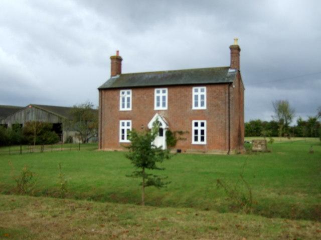 Farmhouse, Denton Road Farm