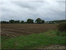 TM2490 : Field, Shelton Common by JThomas