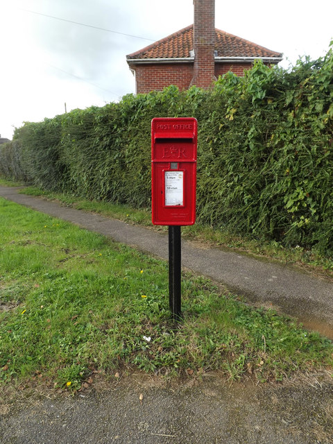 Greenways Postbox