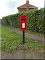 TM1093 : Greenways Postbox by Adrian Cable