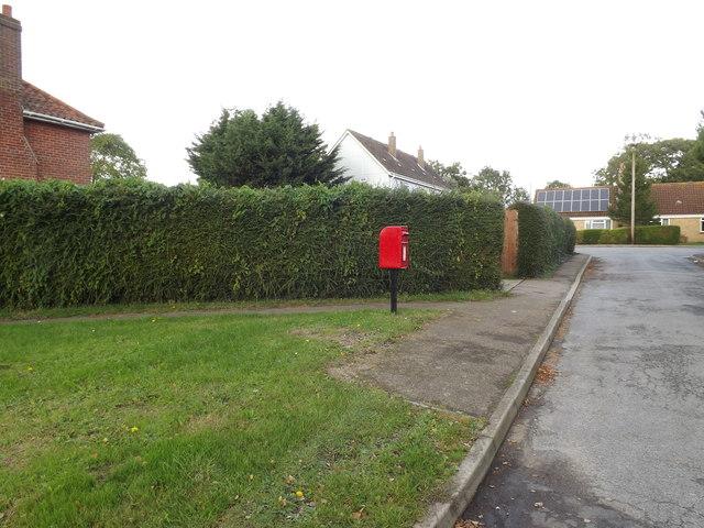 Greenways Postbox