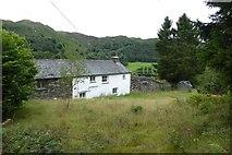 NY3404 : Cottage below Neaum Crag by DS Pugh