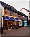 SJ6552 : Pepper Street Fryer in Nantwich by Jaggery