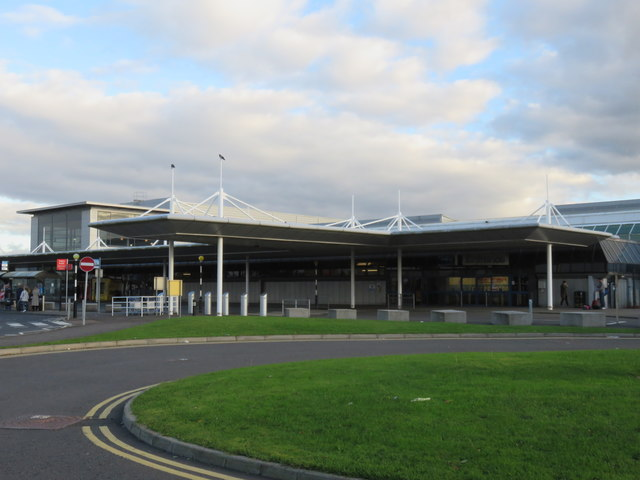 Terminal Building, Belfast International Airport
