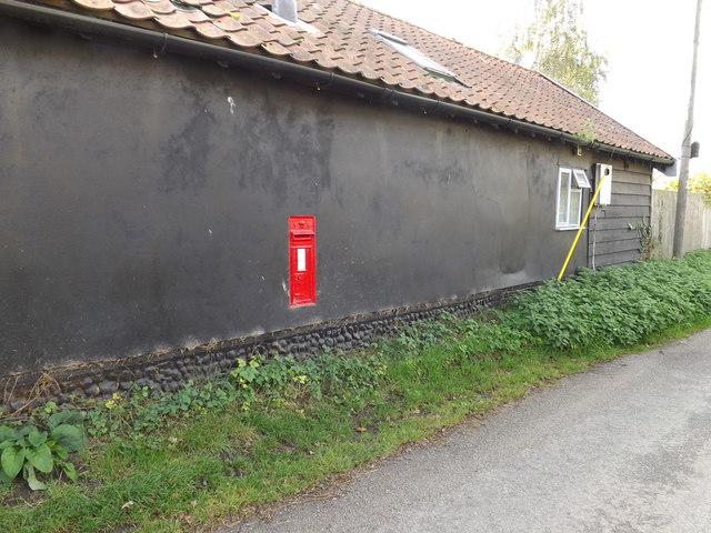 Fen Street/Priest Hill Victorian Postbox