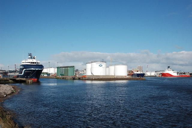 Tidal Harbour, Aberdeen