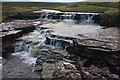 NY7533 : Waterfalls on Trout Beck by Ian Taylor