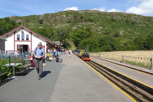 Northern Rock approaches Dalegarth