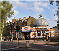TQ3178 : Kennington Underground Station by Julian Osley