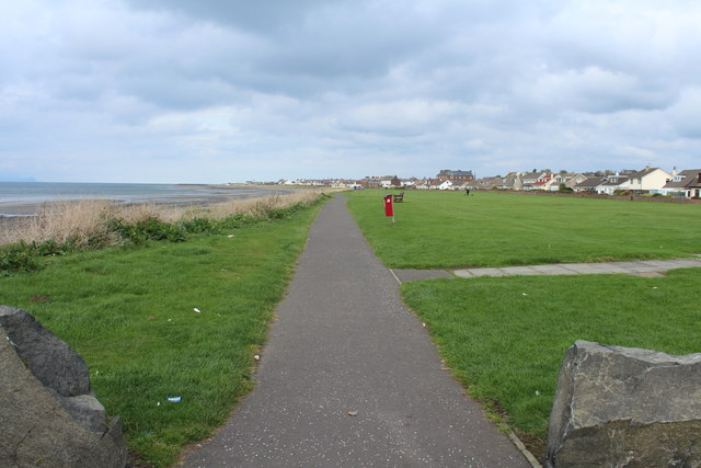 Ayrshire Coastal Path, Girvan