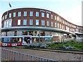 TG2308 : John Lewis in Norwich by Richard Humphrey