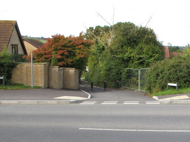 Colway Lane, Lyme Regis