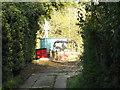 TM2380 : Weybread Sewage Works by Geographer