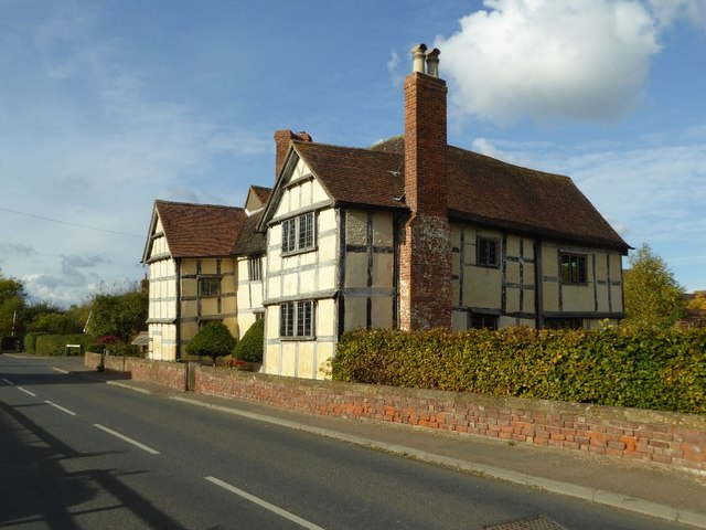 Manor Farmhouse, Tredington