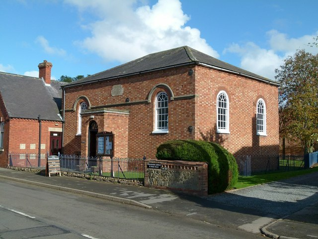 Harby Methodist Chapel