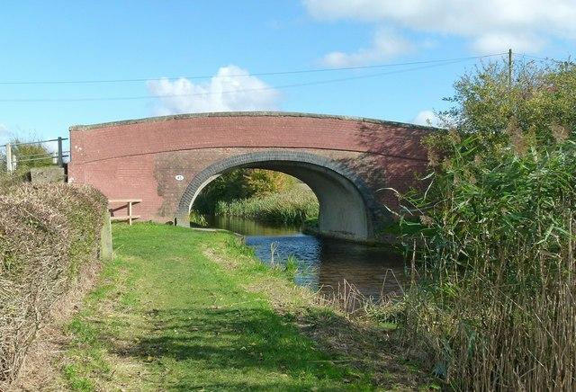 Stathern Bridge (no.45), Grantham Canal