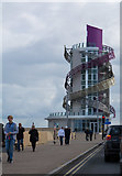 NZ6025 : Redcar Beacon by Oliver Mills