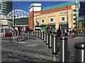 SP0786 : Buses on St Martin's Queensway, Birmingham by Robin Stott