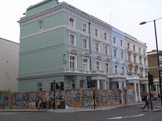 Terraced Housing, Ladbroke Grove W11