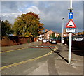 SJ6552 : Southern end of Pillory Street, Nantwich by Jaggery