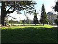 TL8161 : Ickworth House, Ickworth by Adrian Cable