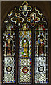 TF0039 : Window n.V, St Michael and All Angels, Heydour by Julian P Guffogg